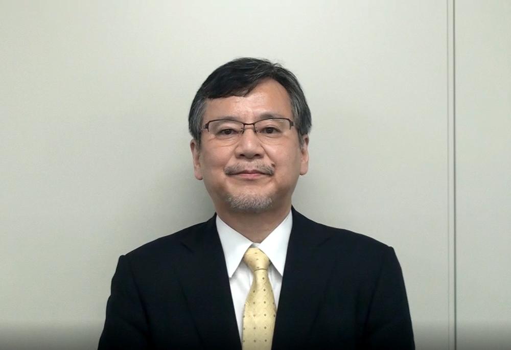 第5回食育活動表彰審査委員長 中嶋 康博 様
